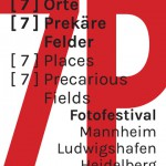 Catalogue accompanying the 6th Fotofestival Mannheim-Ludwigshafen-Heidelberg. 18 September 2015 - 15 November 2015