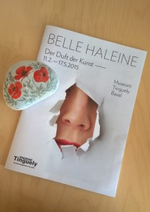 Translations Alexandra Cox translator Cologne Museum Tinguely Basel Belle Haleine Duft Kunst