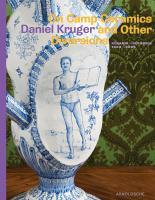 Translator, Translation, Alexandra Cox, Daniel Kruger, arnoldsche Verlag, ceramics