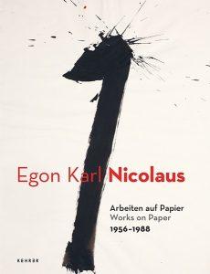 Egon Karl Niolaus, Egon, Karl, Nicolaus, Stiftung, Egon Karl Nicolaus Stiftung, Zahlenbilder, Zahlenbild